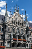New Town Hall on Marienplatz in Munich, Germany Stock Photos