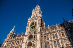 The new town hall in Munchen. Stock Photography