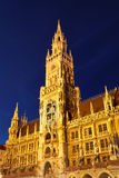 New Town Hall in Munich Stock Image
