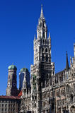 New Town Hall in Munich Royalty Free Stock Image