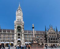 New Town Hall Munich Royalty Free Stock Image