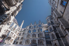 New Town Hall Munich Royalty Free Stock Images