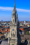The New Town Hall, Munich, Bavaria, Germany Stock Photos