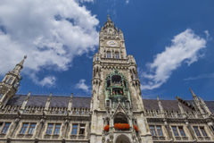 New Town Hall in Munich, Bavaria Stock Images