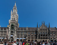 New Town Hall Munich Germany Royalty Free Stock Image