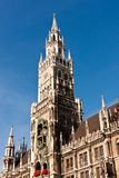 New Town Hall in Munich, Germany Royalty Free Stock Images