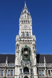 New Town Hall in Munich Stock Photo