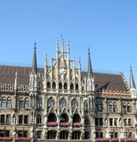 The New Town Hall. Munich. Germany Royalty Free Stock Photos
