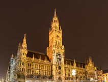 New Town Hall Munich - Germany Stock Image