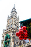 New town hall in Munich, Germany Royalty Free Stock Photography