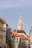 New Town Hall Munich Germany Stock Images