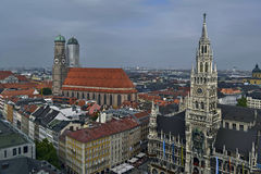 New Town Hall Munich Royalty Free Stock Photo