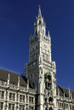 New Town Hall in Munich Royalty Free Stock Images