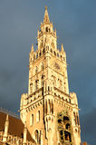 New Town Hall (Neues Rathaus) in Munich Royalty Free Stock Photos