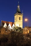 New town hall in Prague Royalty Free Stock Image