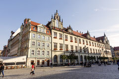 New Town Hall in Wroclaw, Poland Stock Image