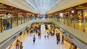 New town plaza, hong kong Stock Photos