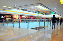 New town plaza, shatin, hong kong Stock Photos