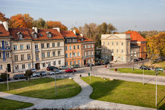 New Town in Warsaw Royalty Free Stock Photo