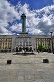 New townhall of Ostrava Stock Photos