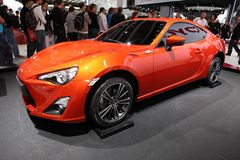 The new Toyota GT 86 Stock Photo