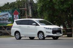 New Toyota Innova Crysta Stock Photos