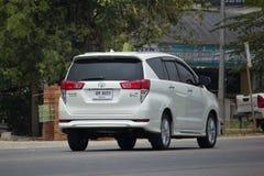 New Toyota Innova Crysta Royalty Free Stock Photo