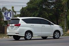 New Toyota Innova Crysta Stock Photo