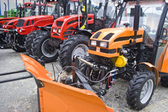 New Tractors Stock Images