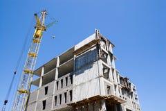 New trading building Stock Photos