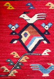 New traditional carpet from  Bulgaria Royalty Free Stock Photos