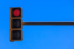 New traffic light Stock Photography