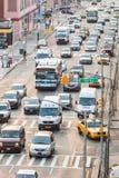 new traffic york Στοκ Φωτογραφία