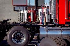 New Truck Dealer Royalty Free Stock Photos