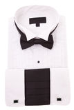 New tuxedo shirt Royalty Free Stock Photo
