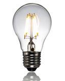 New type led lamp bulb Stock Photo