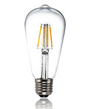 New type led light bulb Royalty Free Stock Photography