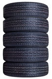 New Tyres Royalty Free Stock Photos