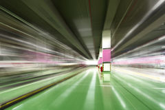 New underground car park Stock Images
