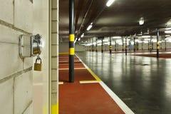 New underground parking Royalty Free Stock Photography