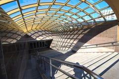 New underpass. Stock Photos