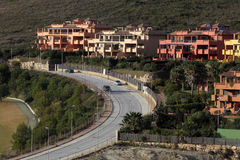 Urbanisation in Andalusia, Spain Stock Photos