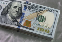 The new USA 100 dollar note