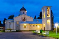 New Valaam monastery in Finland Stock Photos