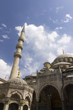 New Valide Sultan Mosque on a sunny day Royalty Free Stock Images