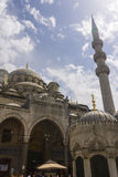 New Valide Sultan Mosque on a sunny day Stock Photo