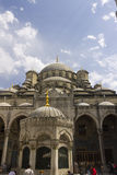 The New Valide Sultan Mosque Stock Photo