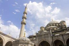 New Valide Sultan Mosque Stock Photos
