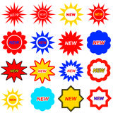 New vector icons set Royalty Free Stock Photo