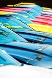 New Vehicles Stock stock photo